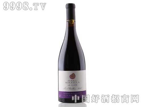查丽斯2010干红葡萄酒