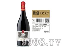 布雷斯特干红葡萄酒