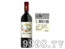 布雷斯特丘比特干红葡萄酒