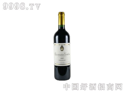 碧尚女爵副牌干红葡萄酒