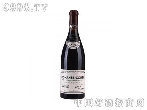 罗曼尼康帝干红葡萄酒