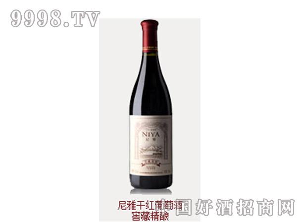 尼雅赤霞珠干红葡萄酒窖藏精酿