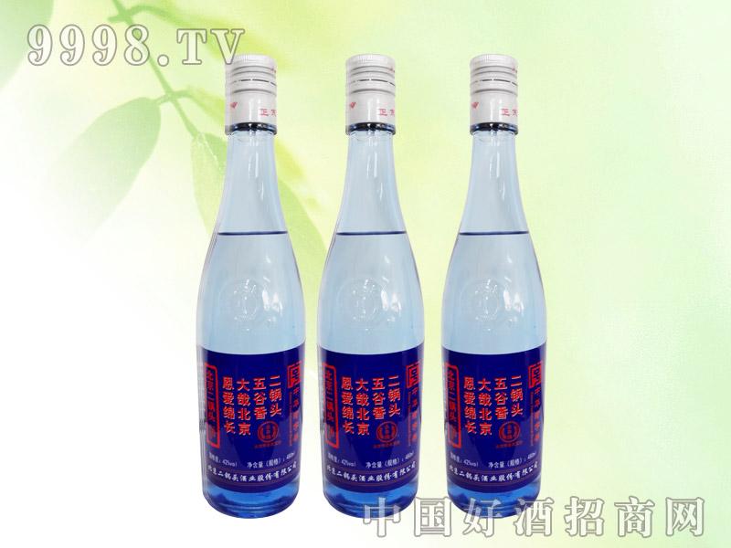 五谷香二锅头酒480ML