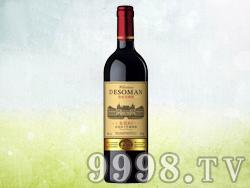 德索曼金装95干红葡萄酒