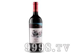 类人首红酒-微陈酿赤霞珠