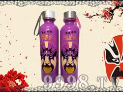 醉快乐国粹脸谱酒(紫)