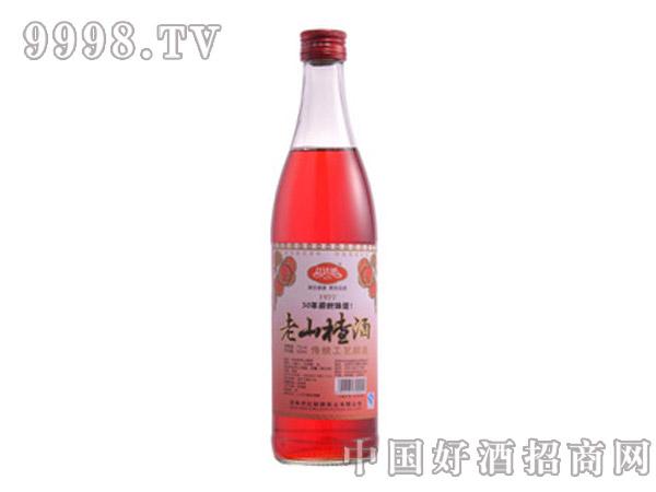 红姑娘老山楂酒