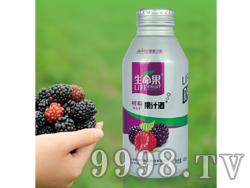 树莓果汁酒(进口铝罐装)400ML