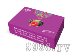 树莓维生素饮料(易拉罐)18瓶外箱