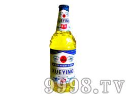 雪影啤酒600ml白瓶冰纯12瓶