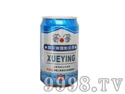 雪影啤酒330ml罐装24罐