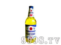 雪影啤酒330ml金标白瓶24瓶