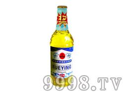 雪影啤酒600ml有奖12瓶