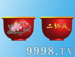 口杯酒・二锅头(红碗)