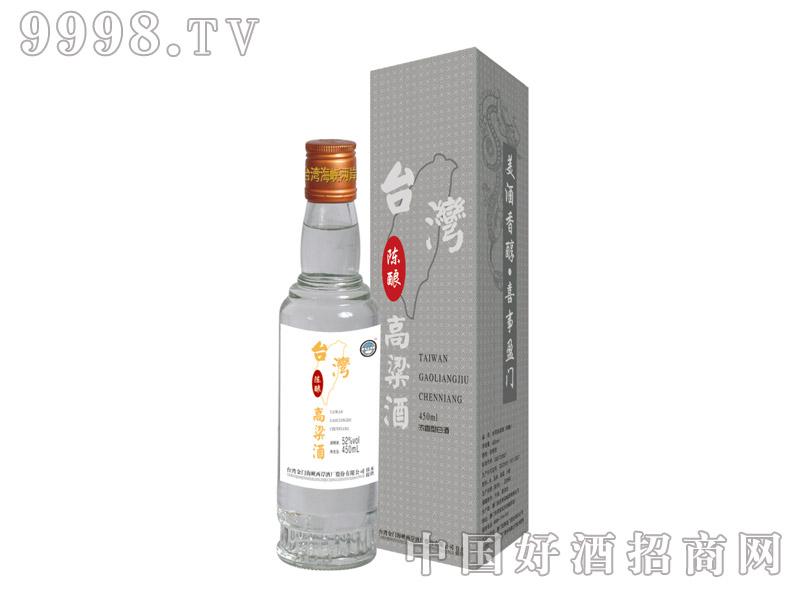 450ml台湾高粱酒52度 (陈酿)