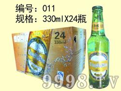 天马岛酷啤啤酒-330mlx24瓶