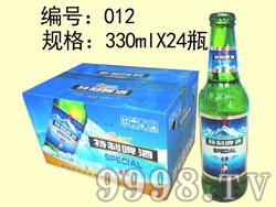 冰爽特制啤酒-330mlx24瓶