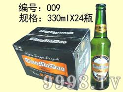 天马岛酷啤-330mlx24瓶(绿)