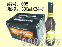 天马岛酷啤-330mlx24瓶(黑)