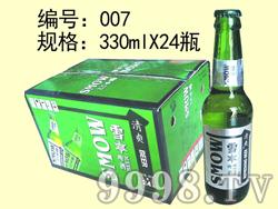 清爽雪啤-330mlx24瓶