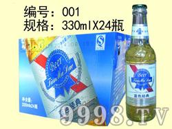 蓝色经典啤酒-330mlx24瓶