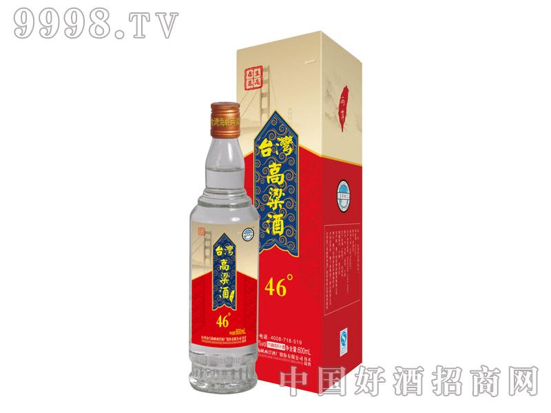 600ml台湾高粱酒46度(两岸)