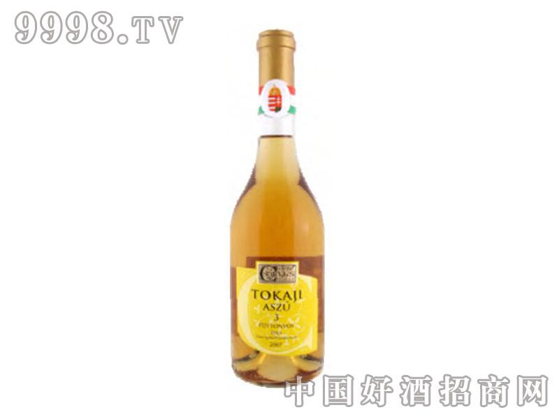 托卡伊贵腐干白葡萄酒2008