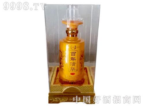百年清华-白酒类信息