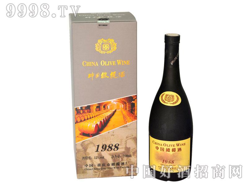 1988窖藏橄榄酒(700ml-12°)
