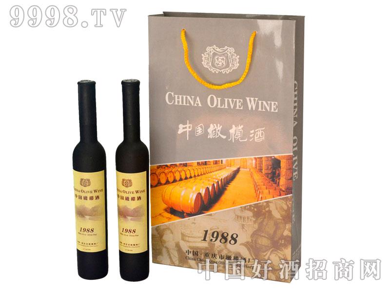 1988贡品橄榄酒(375ml×2-12°)