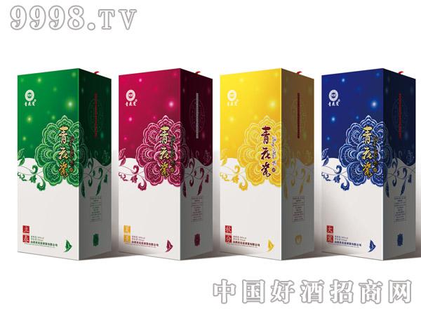 金三利卡盒(青花瓷)