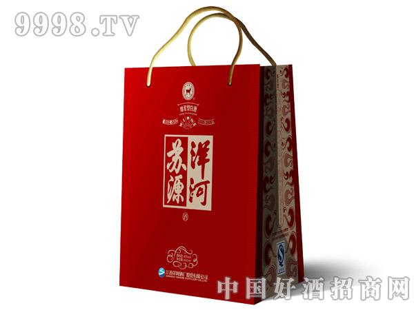 苏源洋河红钻手袋-白酒招商信息