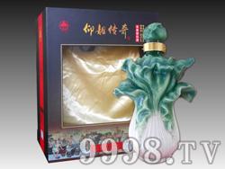 仰韶传奇-1500ml-礼品盒(白菜)