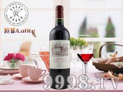 法国拉菲卡瑟天堂古堡干红葡萄酒