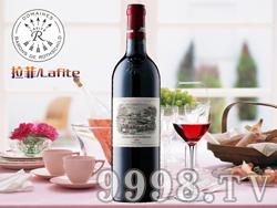 法国拉菲古堡大拉菲干红葡萄酒