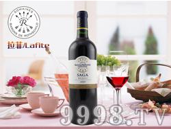 法国拉菲传说梅多克干红葡萄酒