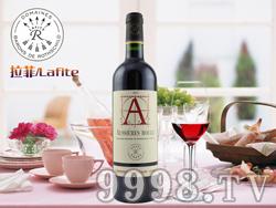 法国拉菲奥希耶红A干红葡萄酒