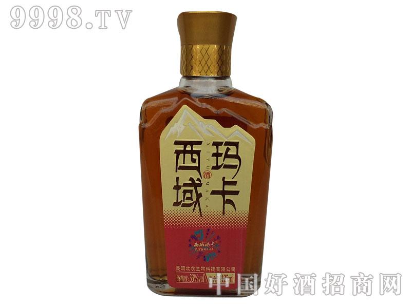 西域玛卡酒125ml红标装1