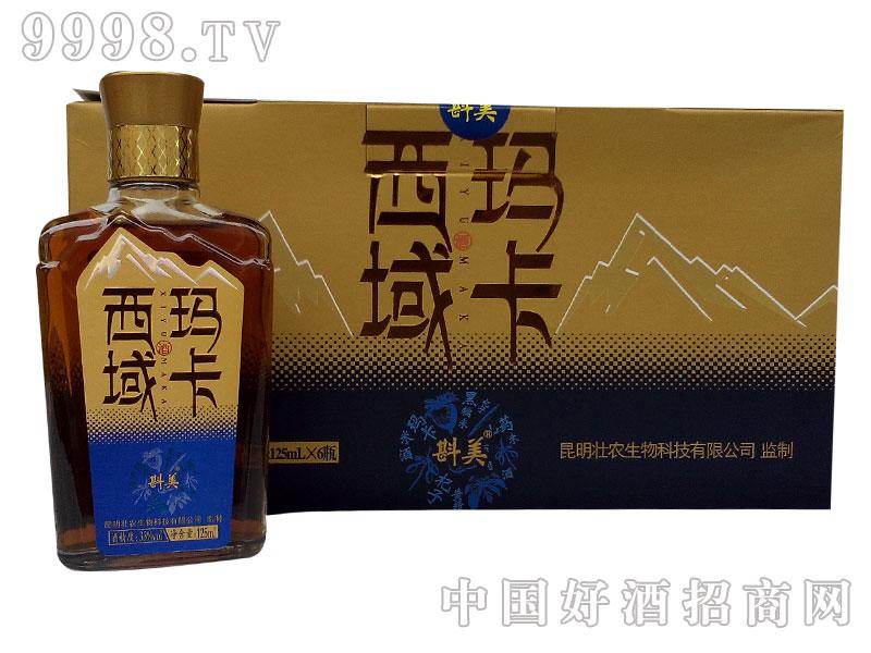 西域玛卡酒125ml蓝标装2