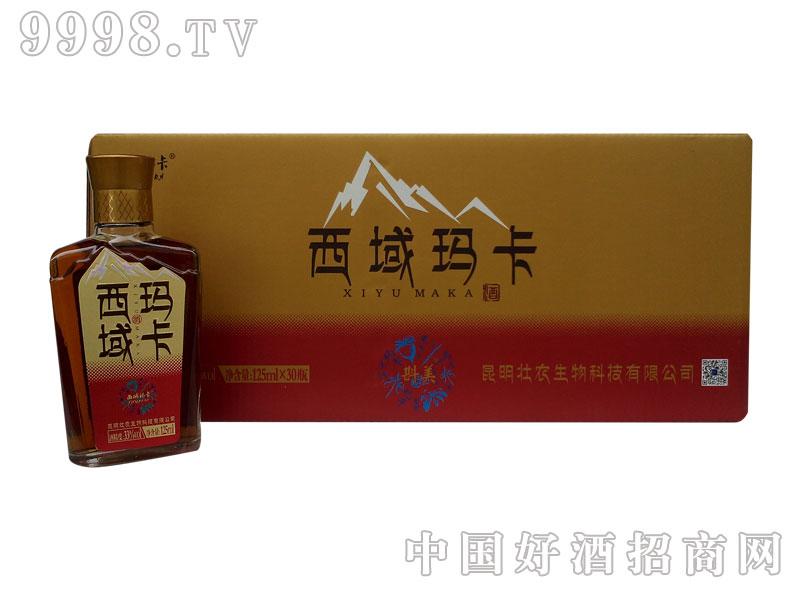 西域玛卡酒125ml红标装2