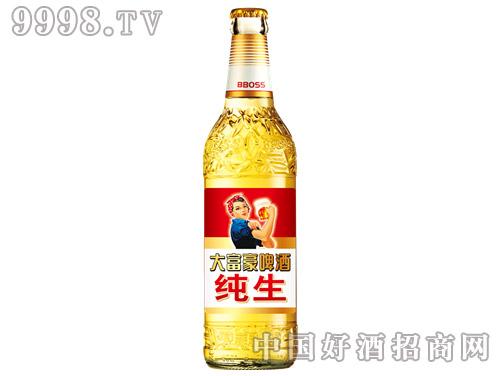 大富豪啤酒纯生