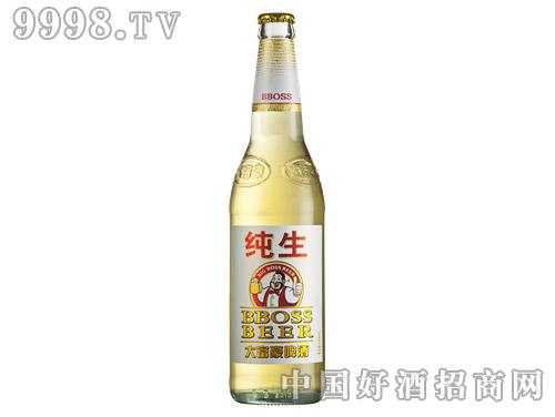 精品纯生大富豪啤酒