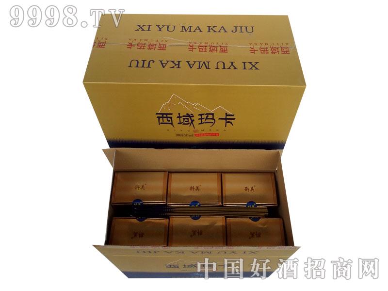 西域玛卡酒500ml精装4