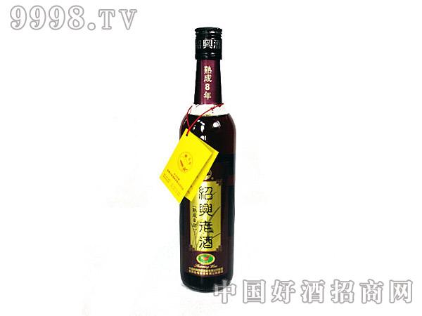 绍兴老酒熟成八年