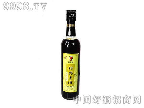 绍兴老酒500ml熟成八年