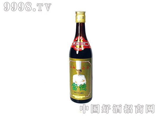 绍兴老酒熟成十年600ml