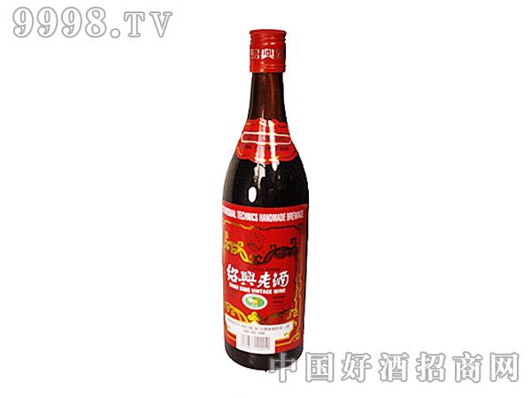 绍兴老酒特酿五年600ml