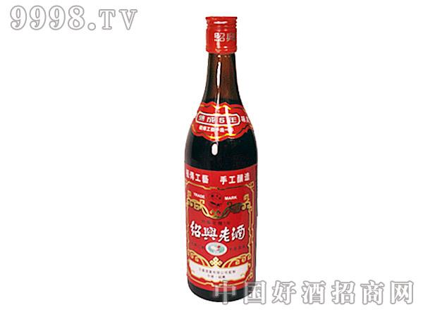 绍兴老酒特酿花雕五年600ml