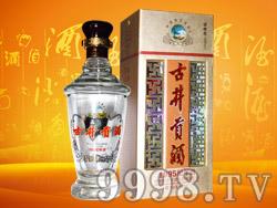 古井贡酒1995纪年酒金尊