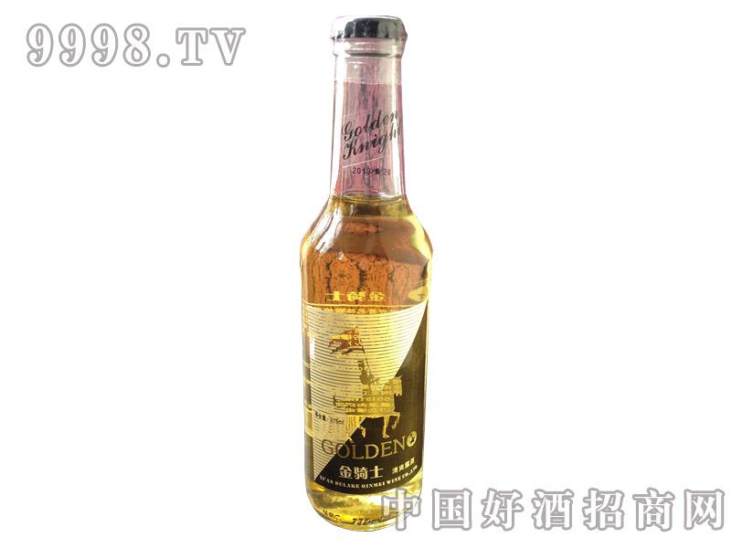 金骑士香槟酒
